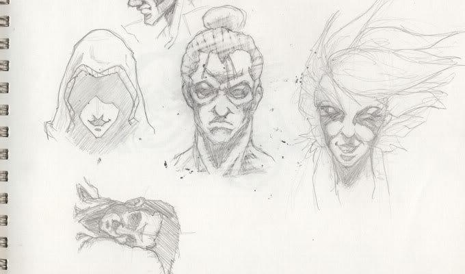 Zeros Sketchbook Chronicles Episode 3 thumbnail